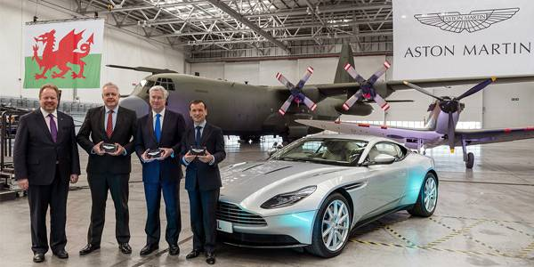 Aston Martin: Made in Wales