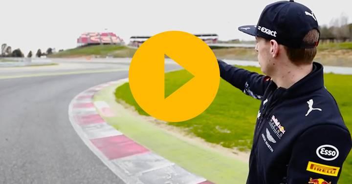 Max Verstappen's Catalunya circuit guide