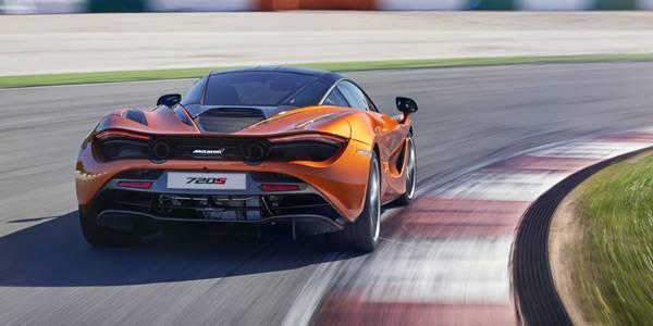 McLaren's market-leader –the 720S