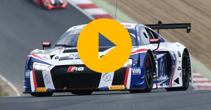 Watch Blancpain live from Brands Hatch