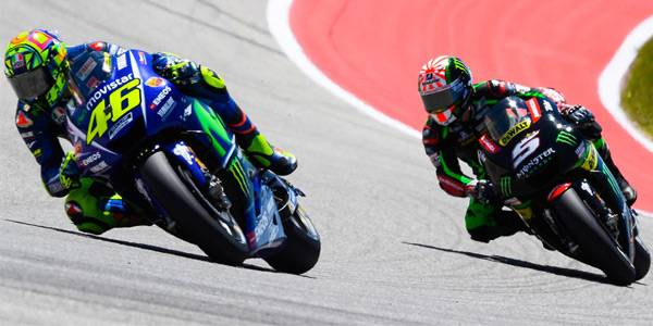 MotoGP: ballet or battle?