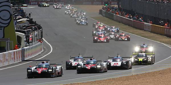 WEC goes electric