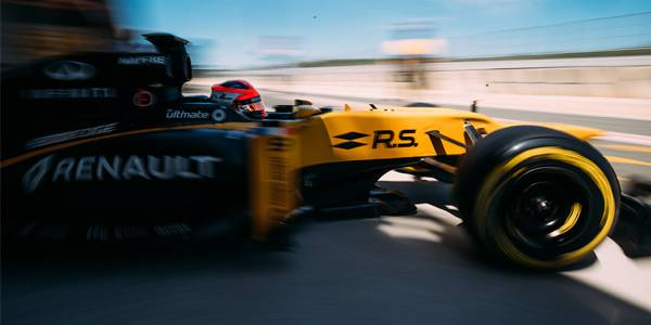 Gallery: Kubica's Renault test