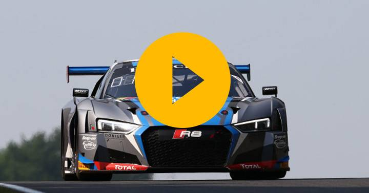Watch: Blancpain live from Zolder