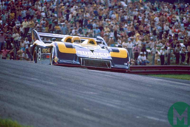 Porsche 917K: from Le Mans to Hollywood