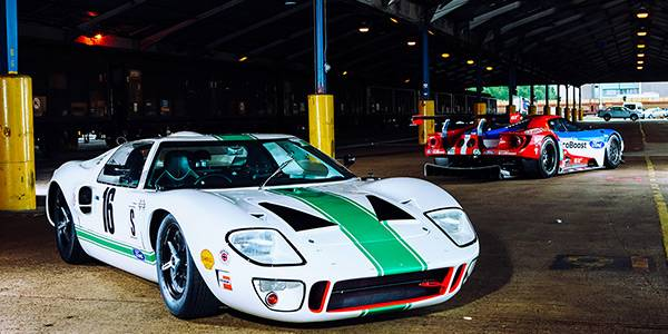Gallery: Ford GT40 meets GT