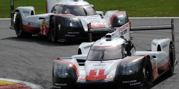 Porsche ends LMP1 programme