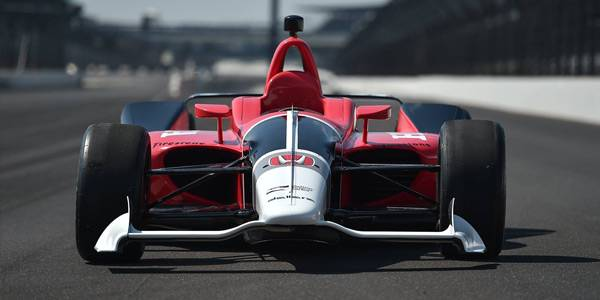 IndyCar looks back to move ahead