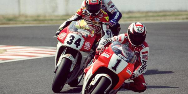 How to fire up a MotoGP star