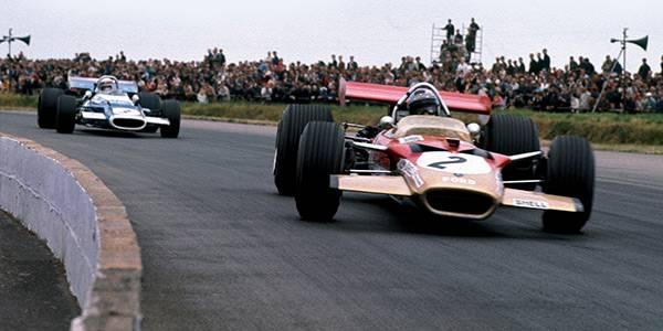 Classic British Grands Prix