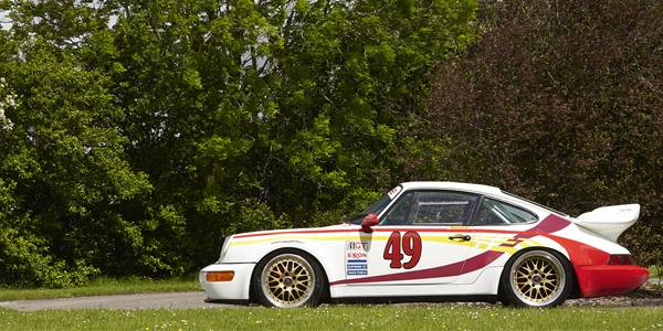 Gallery: GT2 title-winning 964