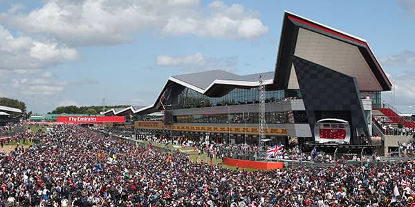 Silverstone activates British Grand Prix break clause