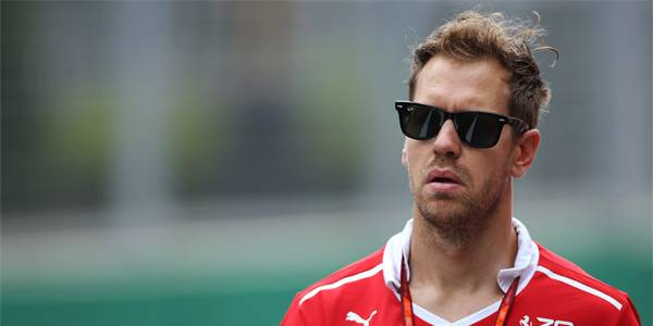 No further action as Vettel apologises
