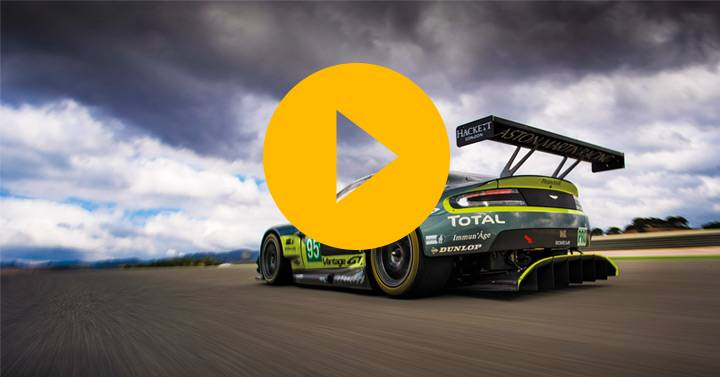 Watch How to Drive: Aston Martin Vantage GTE