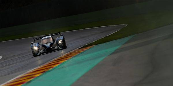 Peugeot 908 returns at Spa