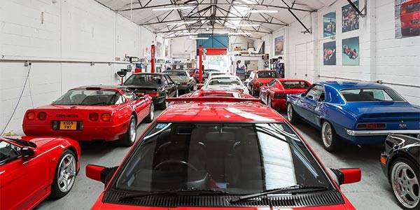 Landbeasts: a new breed of classic car sales