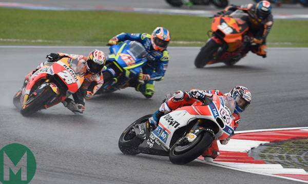 MotoGP: they think it's all over…