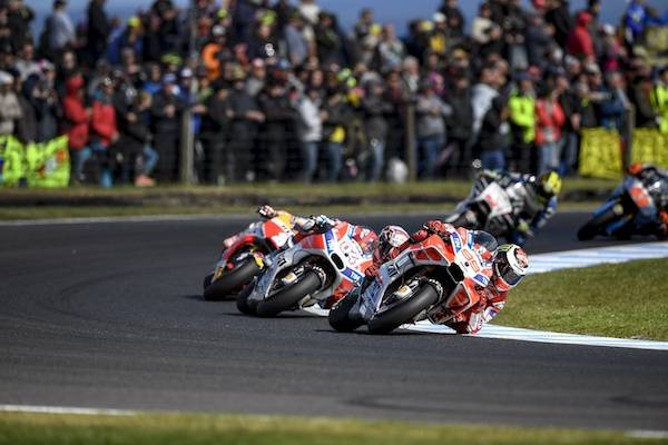 Rider Insight: Australian Grand Prix