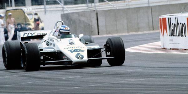 Rosberg cars join display at NEC