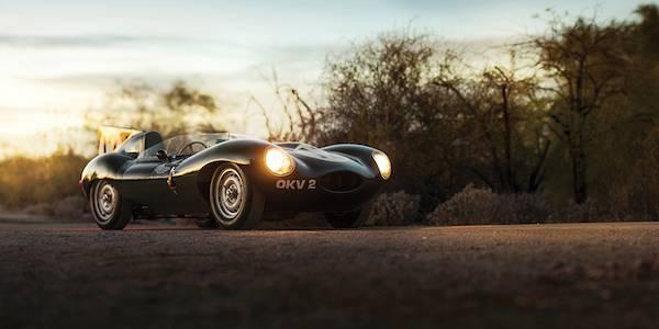 Gallery: Ex-Moss 1954 Jaguar D-type