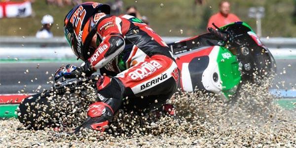 MotoGP 2017: 1126 crashes!