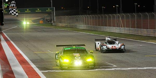 Gallery: Porsche 919 & Aston Martin Vantage bow out