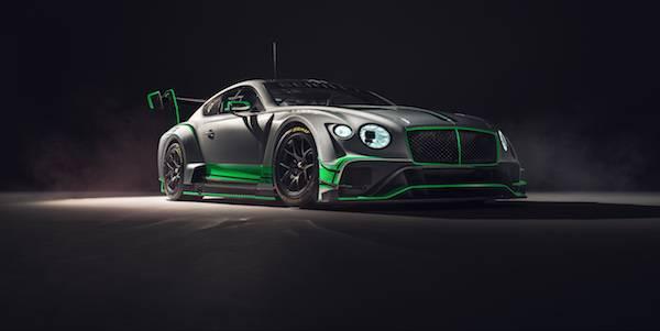 Gallery: New Bentley Continental GT3 racer