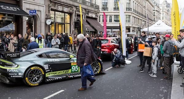 Gallery: Regent Street Motor Show