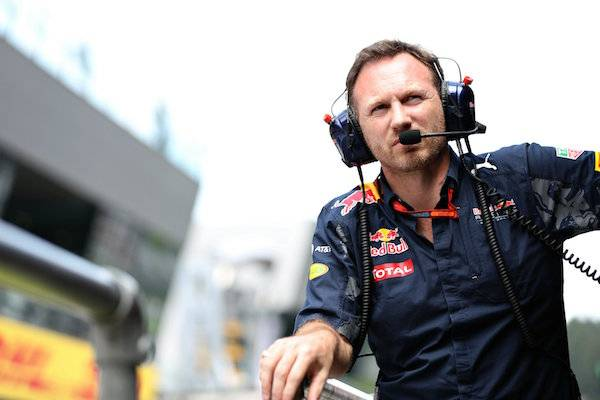 Christian Horner talks exclusively to Motor Sport