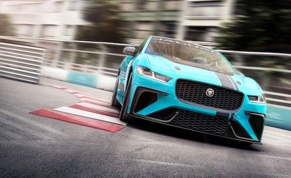 Jaguar I-Pace wins prestigious award