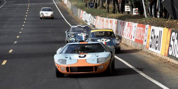 Legends of Le Mans rally for cancer charity