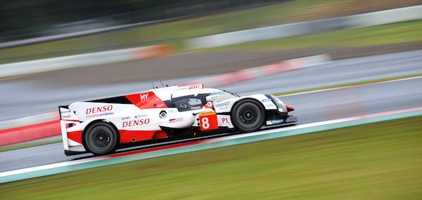 Toyota commits to WEC superseason