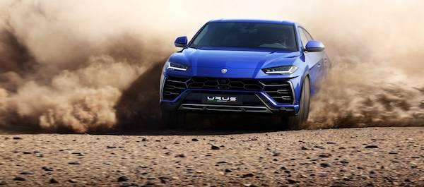 Does the Lamborghini SUV make sense?