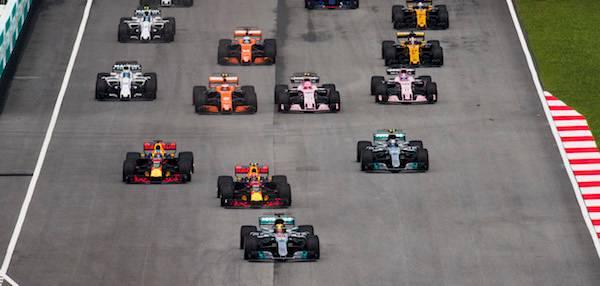 Mark Hughes' top F1 drivers of 2017: 10-6