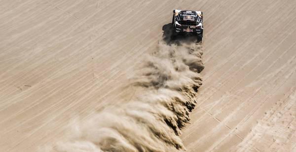 The Dakar Rally is still special
