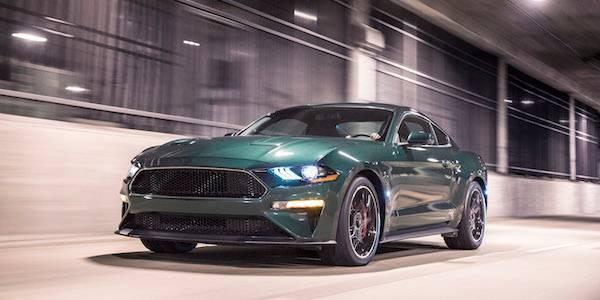 Ford brings back Bullitt Mustang