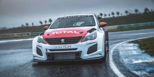 Peugeot gears up for WTCR with 308