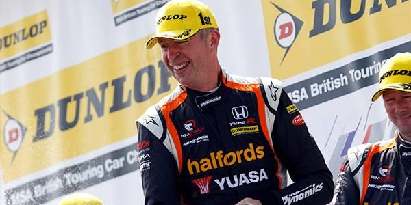 Matt Neal joins Race Retro line-up