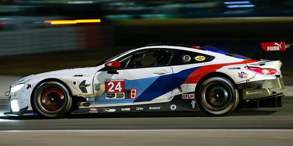 BMW M8 GTE gets a boost before Sebring