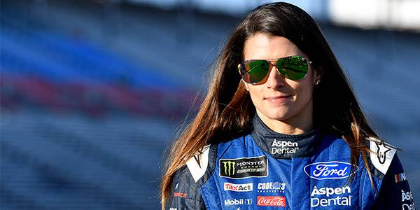 Danica Patrick secures Indy 500 drive