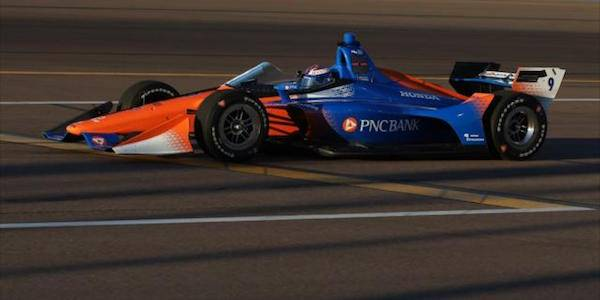 IndyCar windscreen passes first test