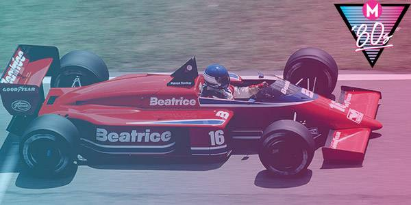 '80s month: Driving the Beatrice-Lola THL1