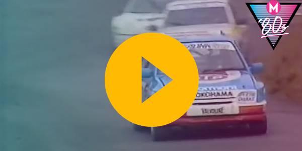 '80s month: Brands Hatch Rallycross GP