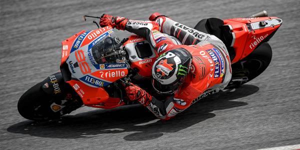 Will Lorenzo be 2018 MotoGP champion?