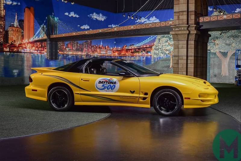 Gallery: Barrett-Jackson's pace cars