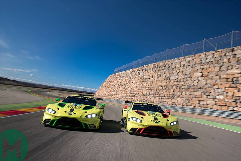 Aston Martin: we are ahead of the curve