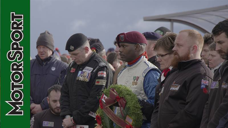 On track: Race of Remembrance