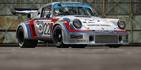 Gallery: 1971 Porsche 911 RSR Turbo