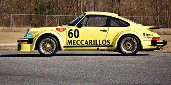Gallery: Group 4 1976 Porsche 934