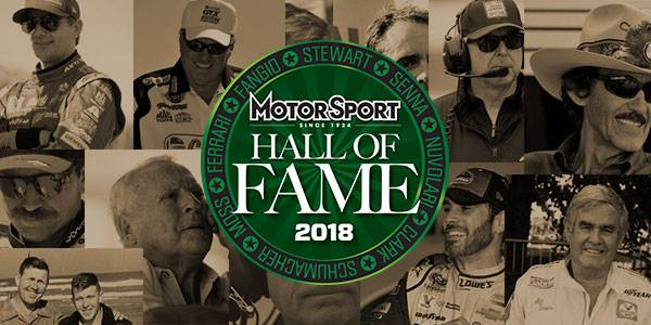 US racing – Hall of Fame 2018 nominees